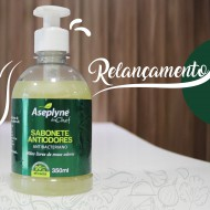 Sabonete Antiodores Aseplyne ganha redesign