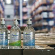Venda de álcool em gel aumenta 500% em 2020 na Cigel Cosméticos