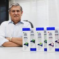 Diretoria da Cigel comemora sucesso do lançamento da nova linha Zero Caspa para o mercado
