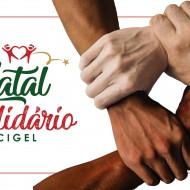 Participe da 2ª Edição do Natal Solidário Cigel
