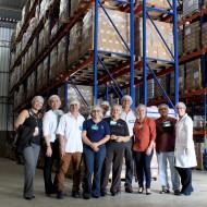 Grupo Nordeste Distribuidora conhece Fábrica Cigel Cosméticos