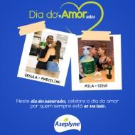 Ação de marketing da Aseplyne promove Dia do Amor