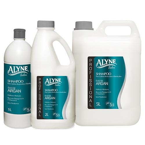 Shampoo Alyne Óleo de Argan